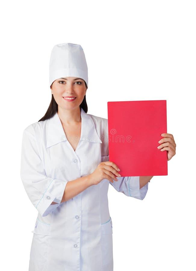 Kvinnlig medicinsk doktor arkivfoton