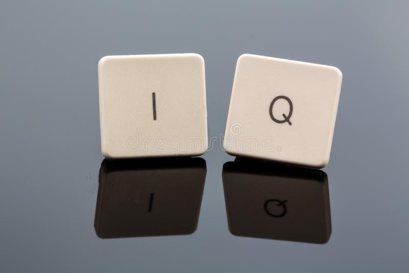Kvot för symbolfotointelligens royaltyfria bilder