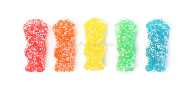 kwaśny cukierku obraz stock