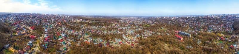 Kwadrat miasto Stavropol Rosja fotografia stock