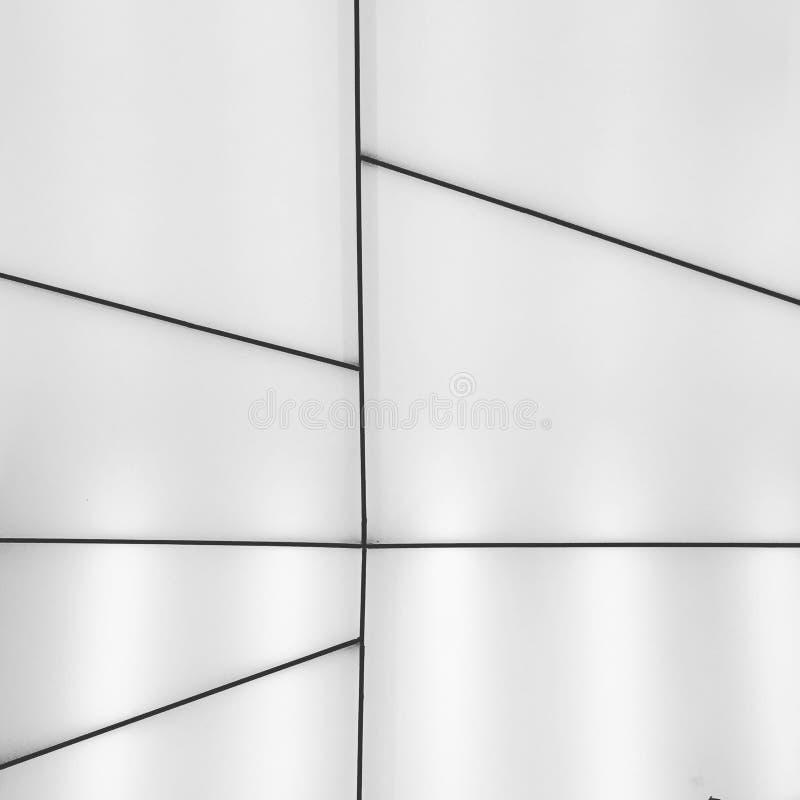 Kwadratowa płytka obraz stock