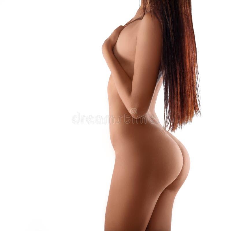 Download Kwadratowa Profilowa Fotografia Seksowny Szczupły żeński Ciało Obraz Stock - Obraz złożonej z firmant, piękno: 57664455