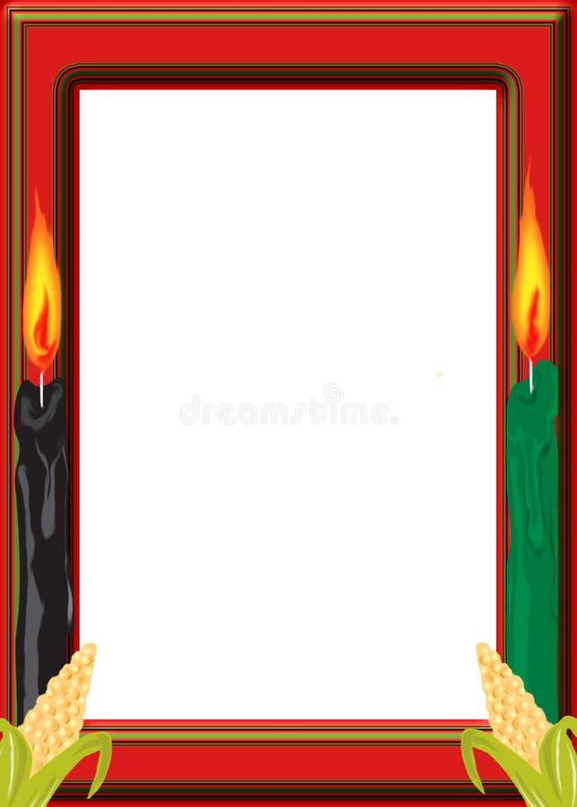 kwanza graniczny ilustracja wektor