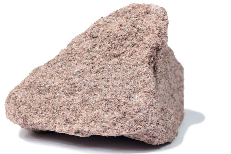 Kwarcytu kamień zdjęcia stock