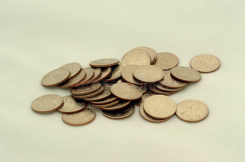 Kwarten royalty-vrije stock afbeelding