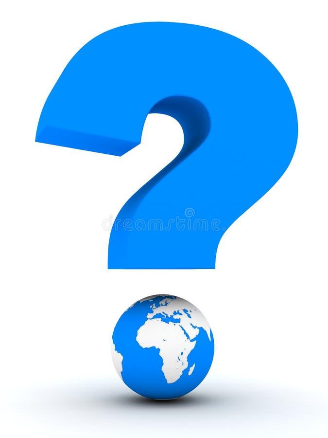 kwestia globalnego royalty ilustracja