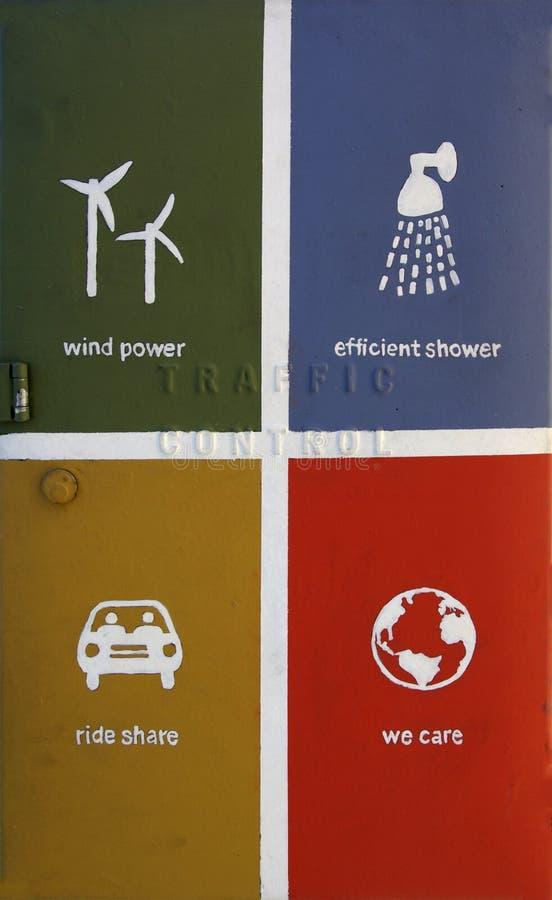 kwestie ochrony środowiska zdjęcie royalty free
