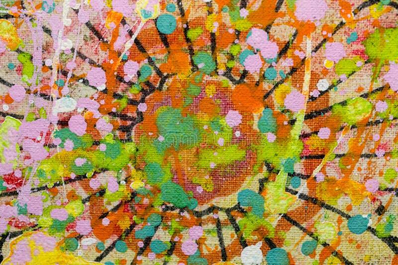 Kwiaciasty tło ilustracja wektor