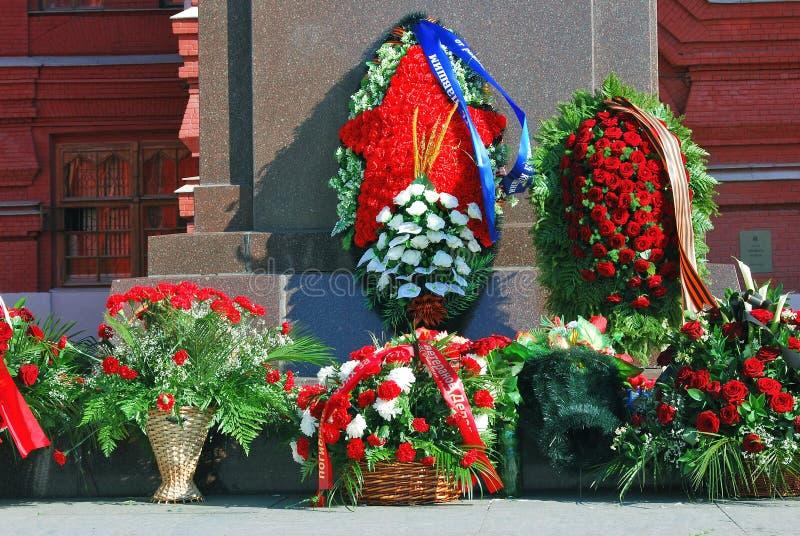 Download Kwiatów Pączki Zwycięstwo Dnia Dekoracja Dziejowym Muzeum W Moskwa Fotografia Editorial - Obraz złożonej z alexander, może: 53781172