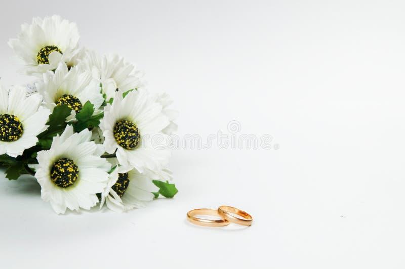 kwiatów pierścionków target167_1_ fotografia royalty free
