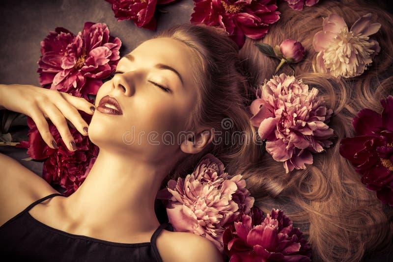 kwiatów target814_1_ obraz royalty free
