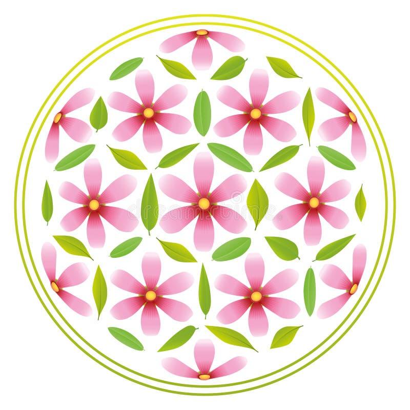 Kwiat życie kwiaty ilustracji