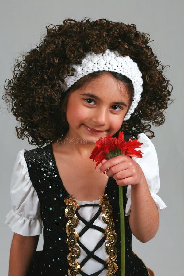 kwiat bębnów piosenka obraz stock