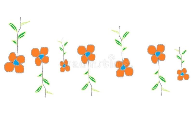kwiat dla tapety lub tła fotografia royalty free