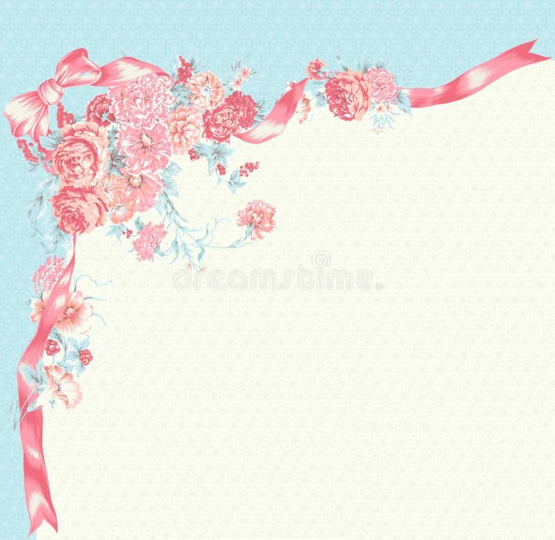 kwiat ilustraci wzór w prostym tle fotografia royalty free