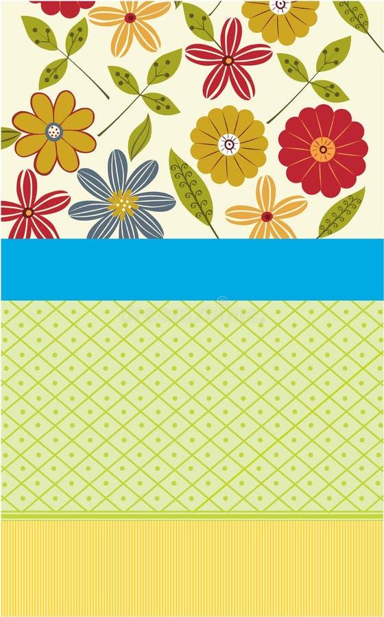 Download Kwiat Karty Okazji Specjalnych Zdjęcie Royalty Free - Obraz: 5768005