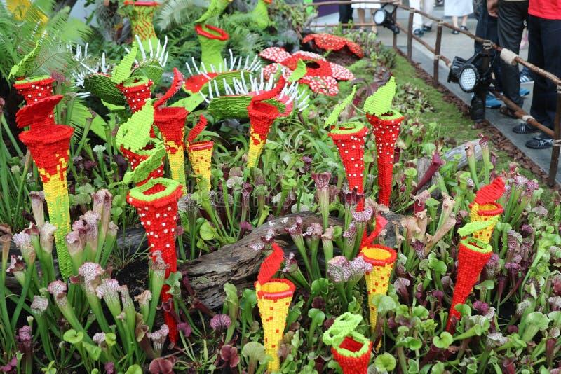 Kwiat kopuła obrazy royalty free