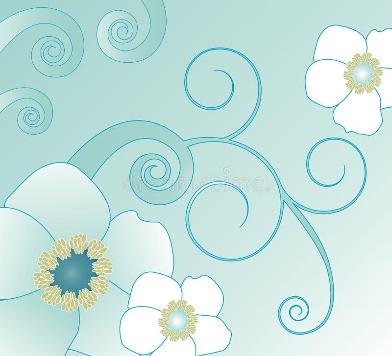 kwiat kwiatek ilustracyjny royalty ilustracja