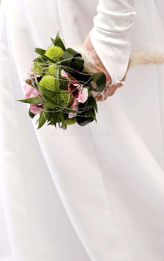 kwiat na ślub obrazy stock