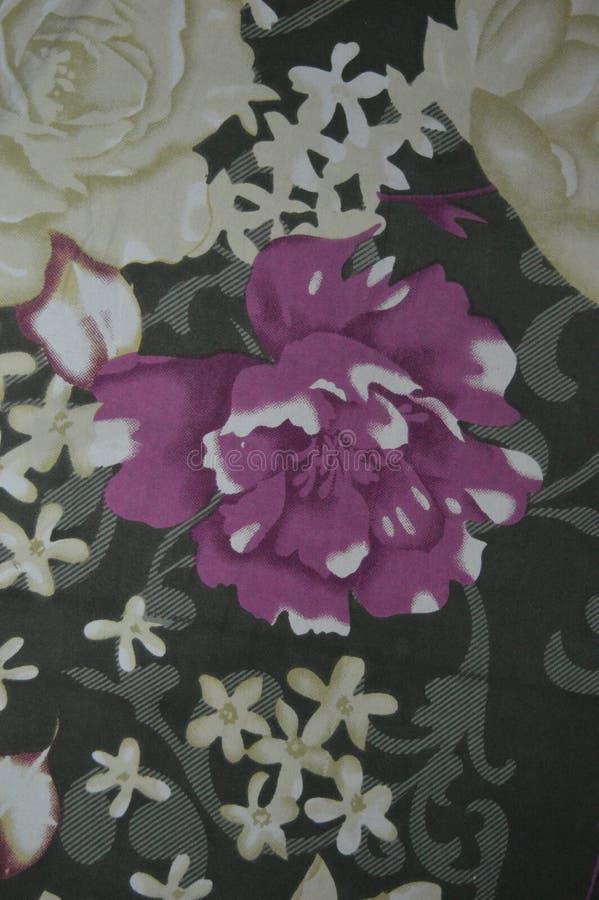 Kwiat na płótnie obrazy royalty free