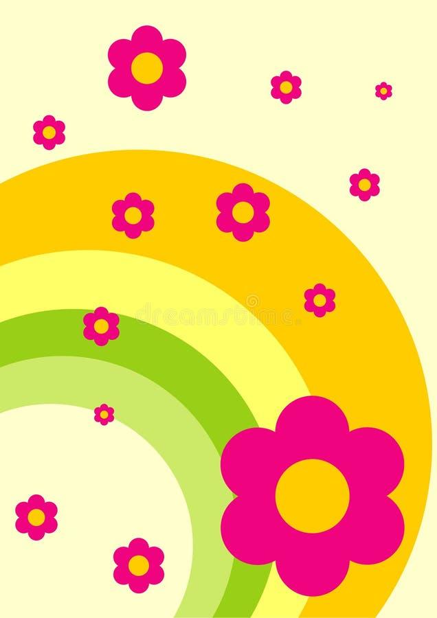 kwiat orzeźwienia royalty ilustracja