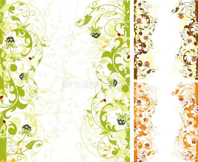 kwiat ramowy crunch ilustracja wektor