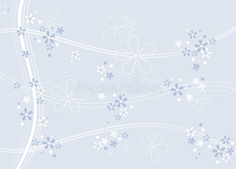 kwiat tła miękkie royalty ilustracja