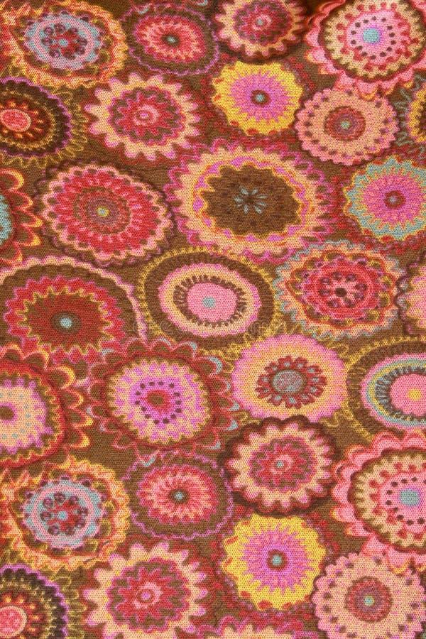 Kwiat Tkaniny Fotografia Stock