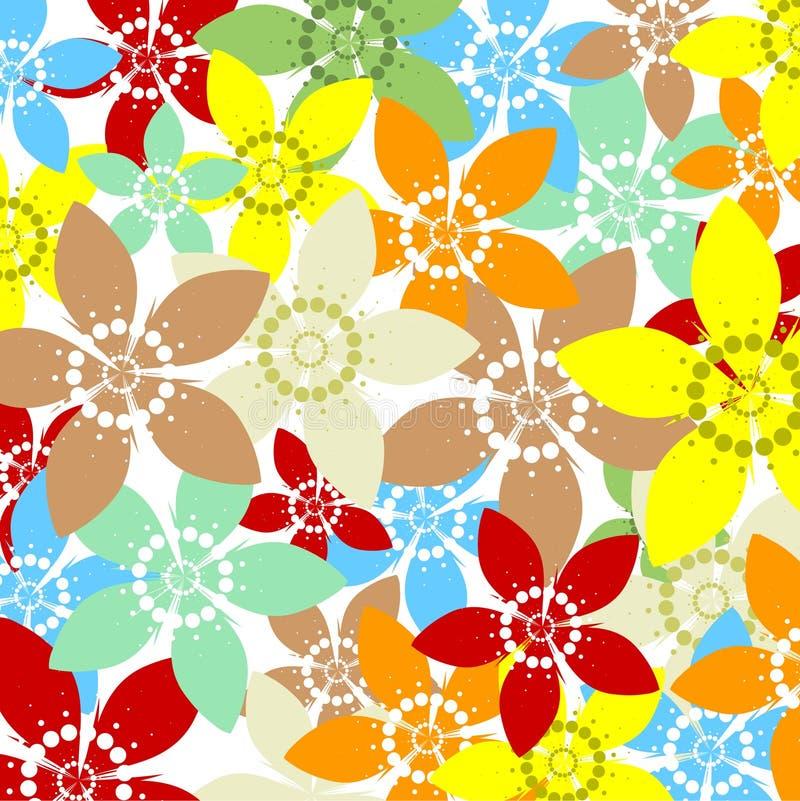 kwiat wiosna ilustracji