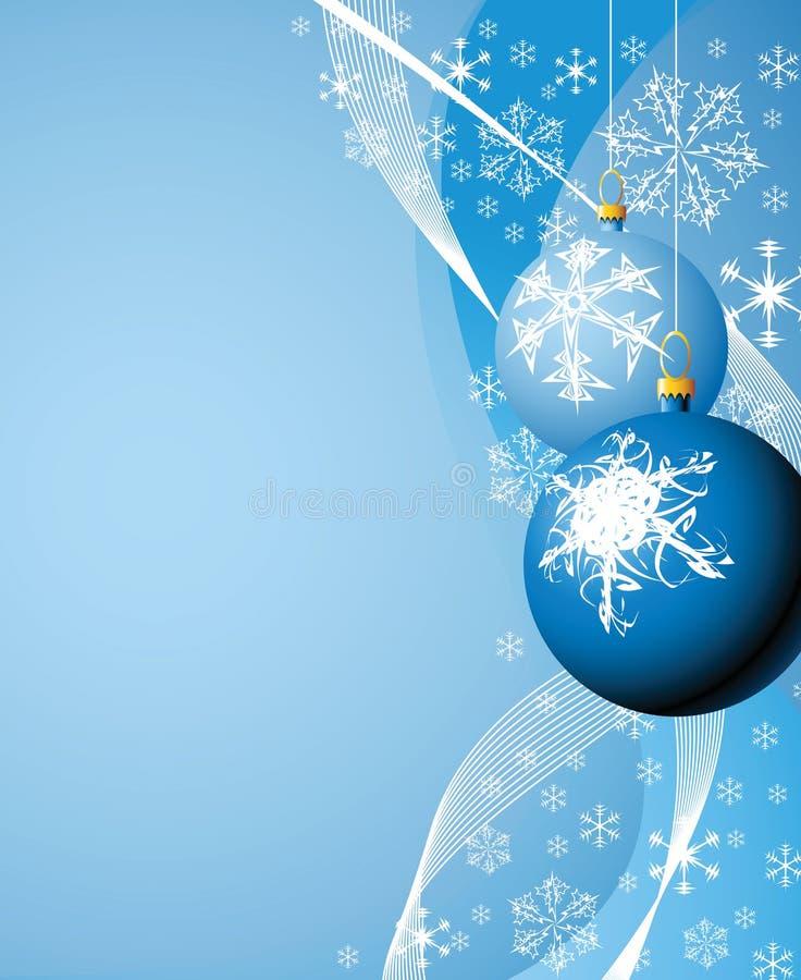 kwiatowych święta płatki śniegu ilustracji