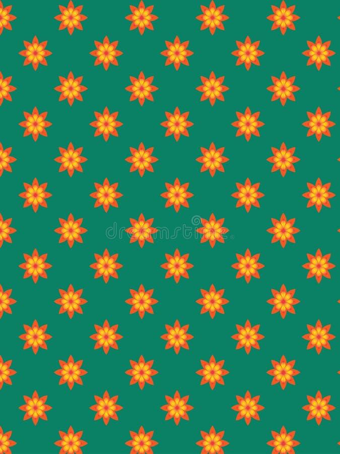 kwiatu dekoracyjny wzór ilustracji
