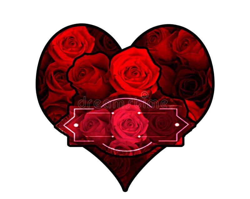 Kwiatu logo zdjęcie stock