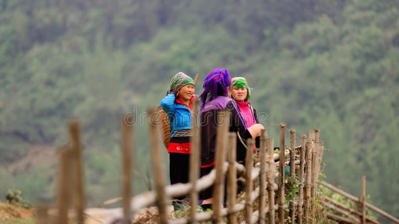 Kwiatu plemienia kobiety zdjęcie stock