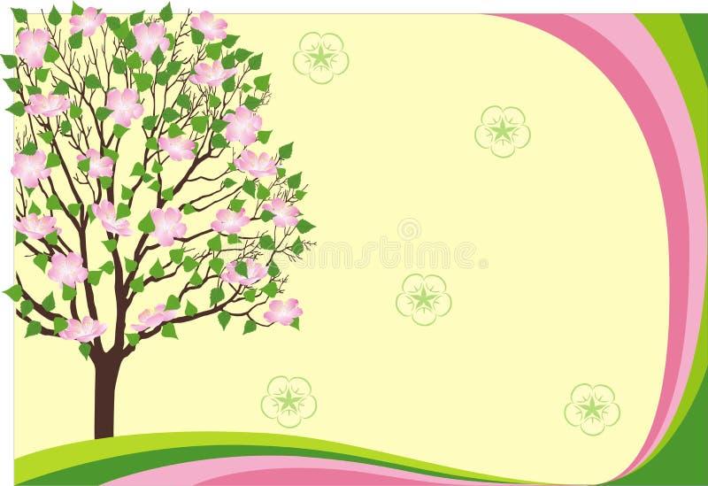 kwiatu sezonu wiosna ilustracja wektor