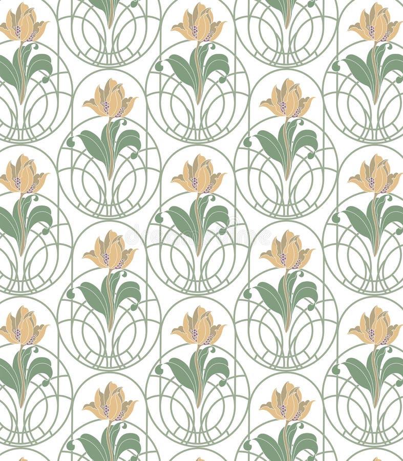 Download Kwiatu tło ilustracja wektor. Ilustracja złożonej z wally - 28972713