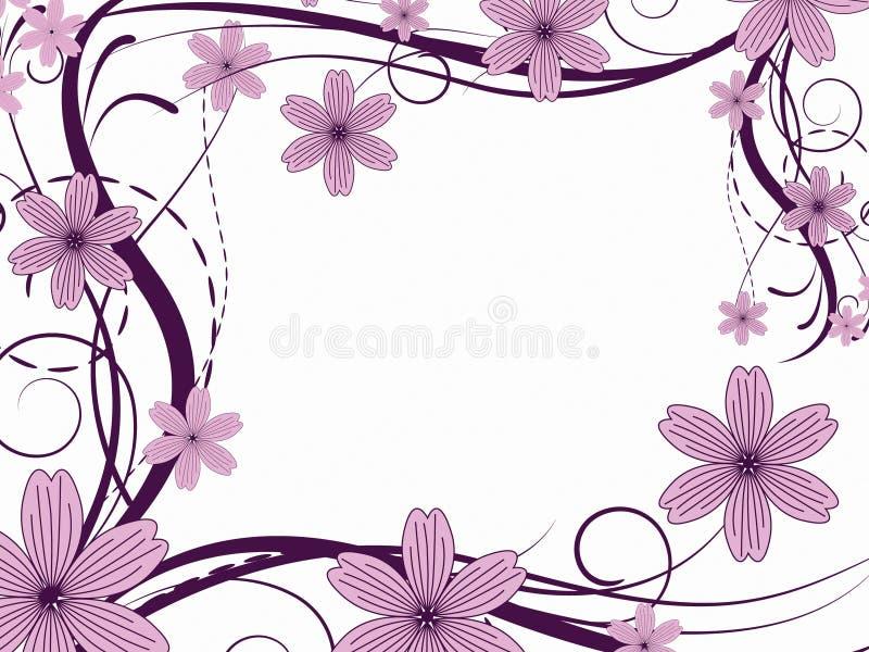 Download Kwiatu wzór ilustracji. Ilustracja złożonej z romans - 13325569