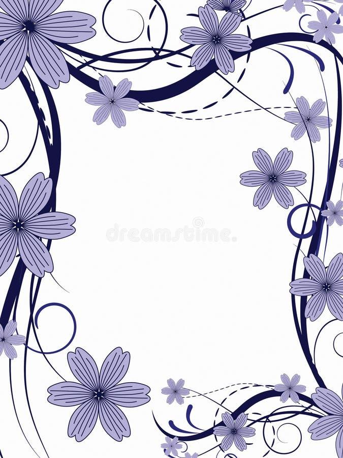 Download Kwiatu wzór ilustracji. Ilustracja złożonej z wallpapers - 13325582