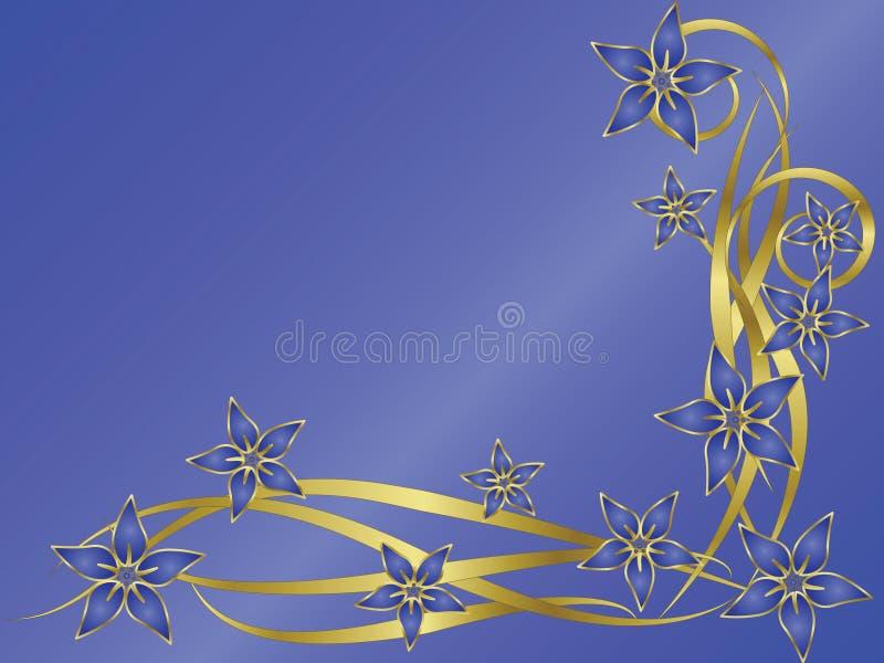 Download Kwiatu wzór ilustracji. Ilustracja złożonej z decorator - 13325610