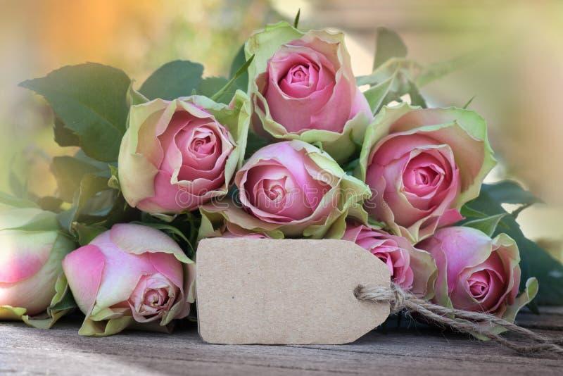 Kwiaty dla valentines lub matek dnia obraz royalty free