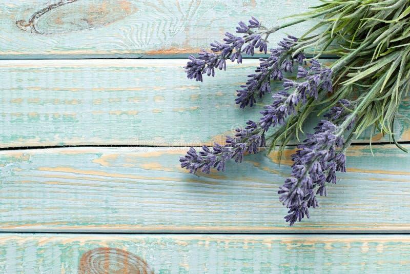 Kwiaty na rocznika drewnie obrazy royalty free
