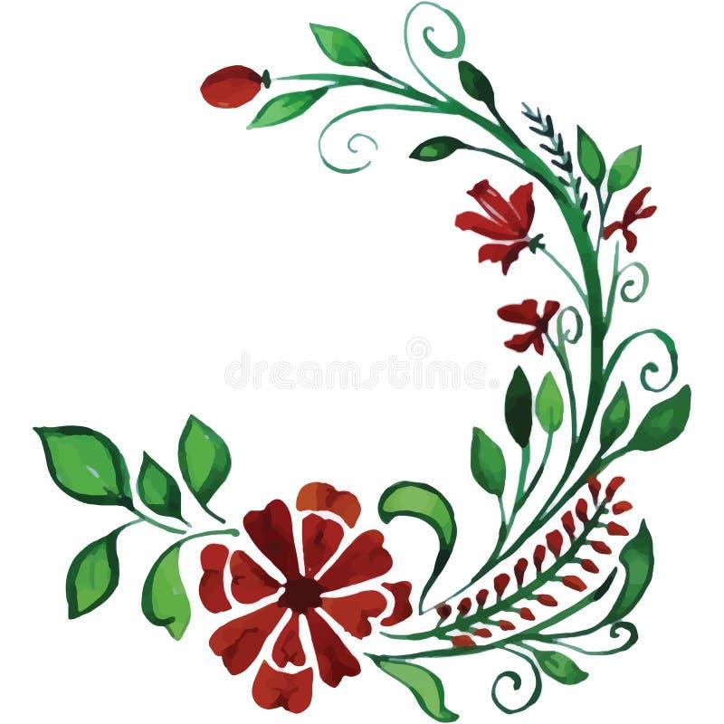 kwiaty odłogowania obraz royalty free