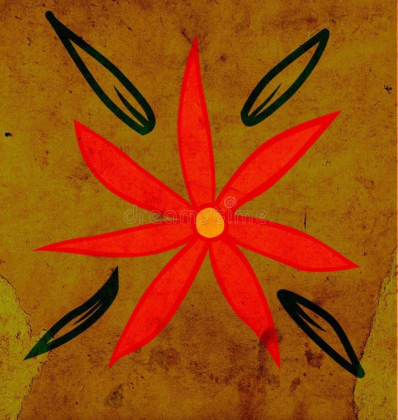 kwiaty roczne ilustracji