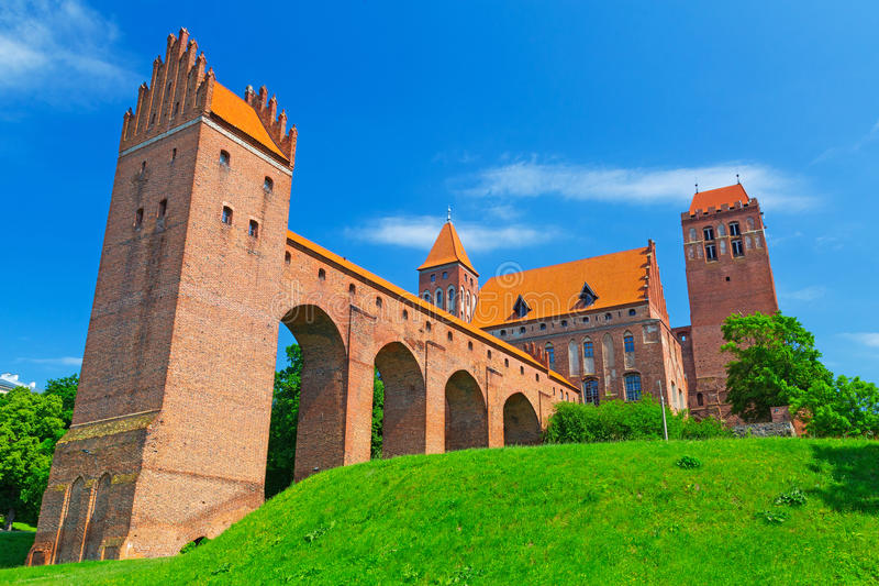 Download Kwidzyn Castle And Cathedral Stock Image - Image: 31545653