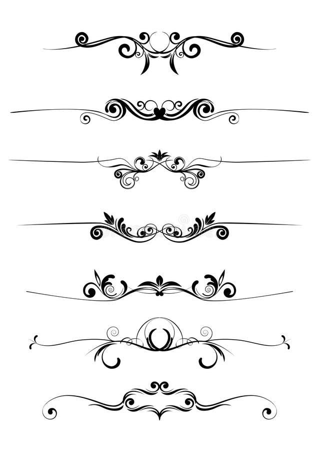kwieciści ornamenty