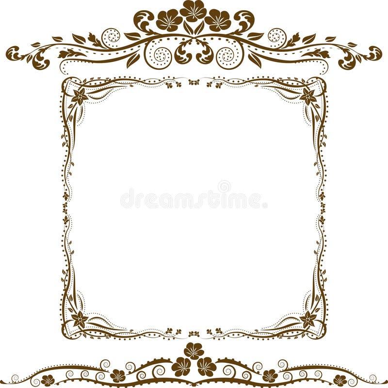 Download Kwieciści Ornamenty Obrazy Stock - Obraz: 25381514