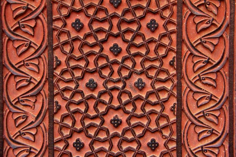 Download Kwieciści Ornamenty W Fatekhpur Sikri Zdjęcie Stock - Obraz złożonej z city, akbar: 28967534