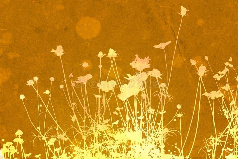 kwieciste tekstury ilustracji