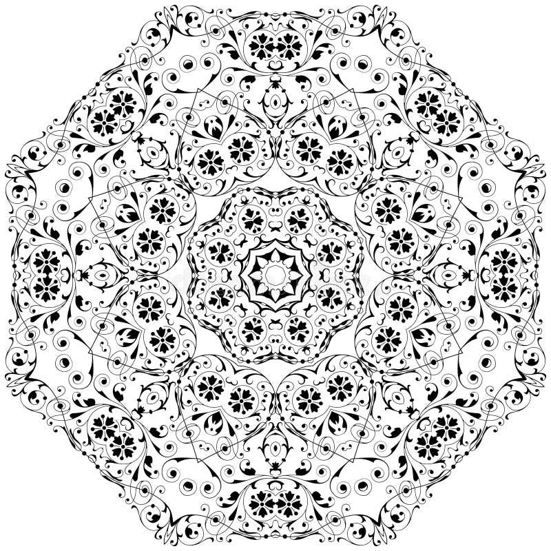 Download Kwiecisty Ornament Zdjęcie Stock - Obraz: 7814350