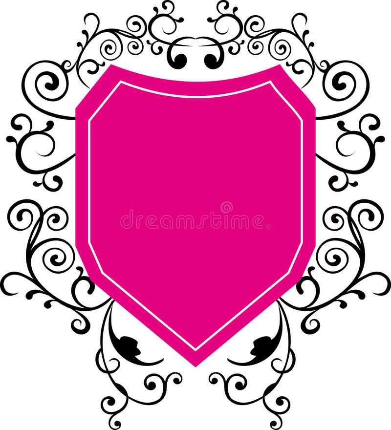 kwiecisty ornament royalty ilustracja