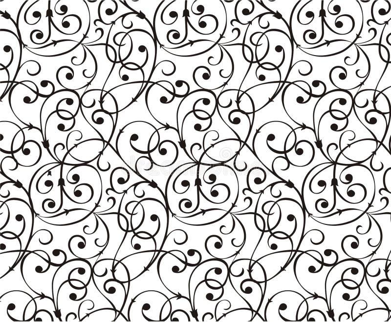kwiecisty projekta ornamental ilustracja wektor